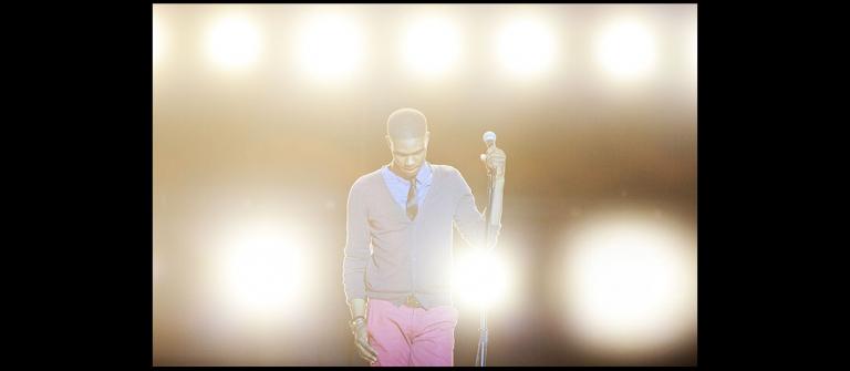 George Lovett on stage, Performing arts, Broadway Rocks