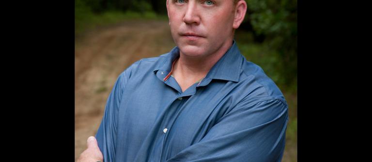 "Matthew Guinn, author of ""The Resurrectionist"""