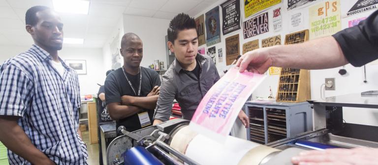 SCAD Admission Freshman Fall Enrollment Day