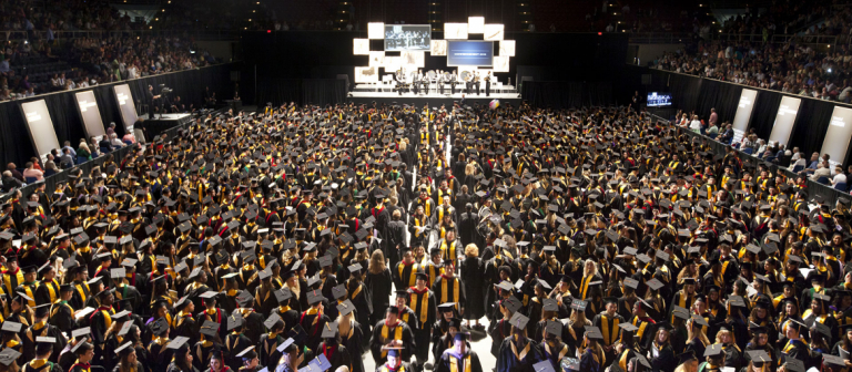 SCAD Commencement