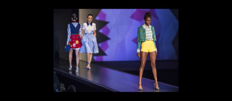 Fashionista Fashion Show coverage