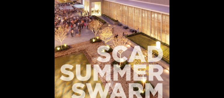 SCAD Summer Swarm