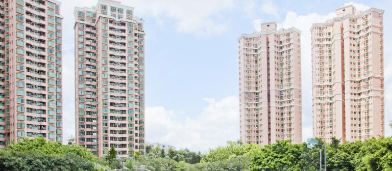 Hong Kong Gold Coast Residences, SCAD Hong Kong