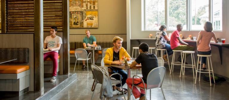 Byte Cafe, SCAD Savannah