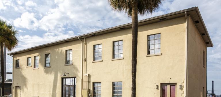 Hamilton Hall Annex, SCAD Savannah