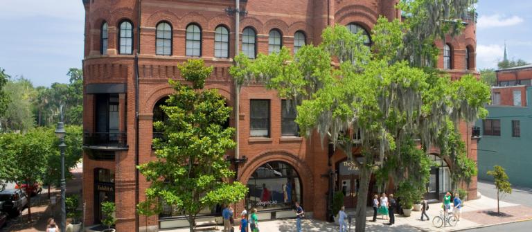 Poetter Hall, SCAD Savannah