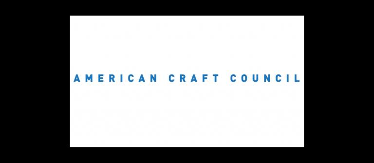 American Craft Council logo
