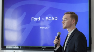 Cody Reppert SCADpro Ford