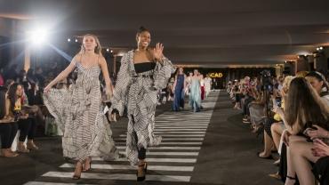 SCAD fashion week runway ATL 3