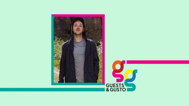 Guests and Gusto speaker Andrew Donoho