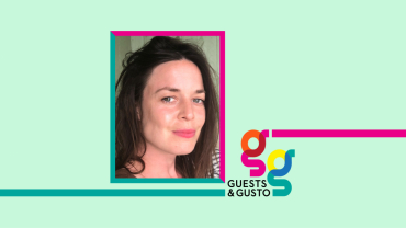 Guests and Gusto speaker Cecilia Nessen