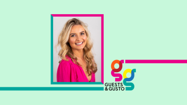 Guests and Gusto speaker Kristy Hill
