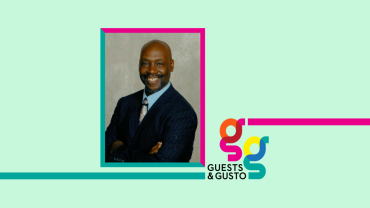 Guests and Gusto speaker Mark McCray