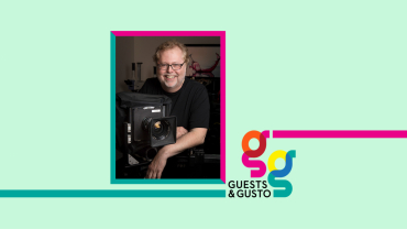 guests and gusto speaker Nathan Myhrvold