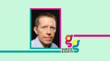 Guests and Gusto speaker Neil Howe