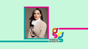 Guests and Gusto speaker Roopal Patel