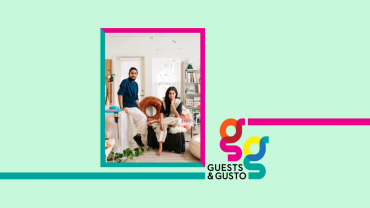 Guests and gusto speakers Soft Geometry