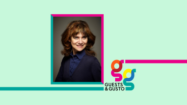 Guests and Gusto speaker Terryl Withlatch