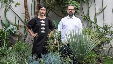 Carla Fernandez and Pedro Reyes