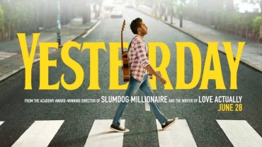 """Movie poster for """"Yesterday"""" screening at SCADshow"""