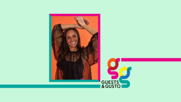 Guests and Gusto speaker Michelle Cole