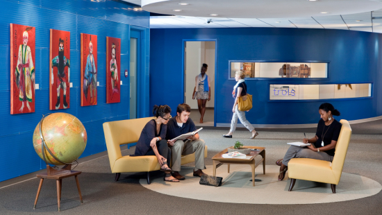 ACA Library of SCAD, SCAD Atlanta