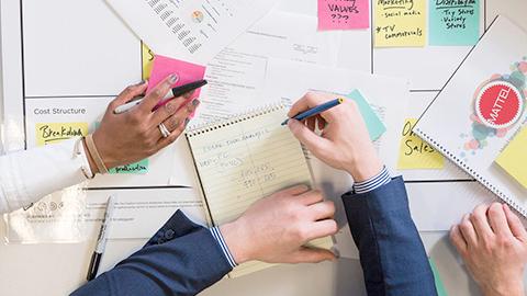 Creative business leadership