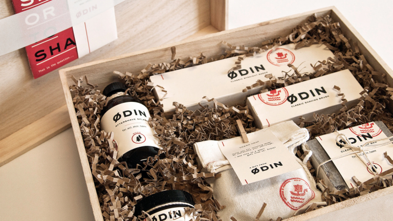 Odin packaging