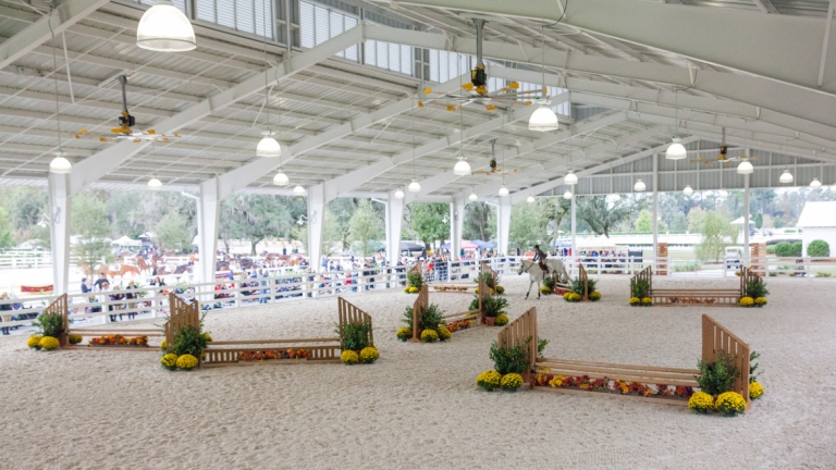 Ronald C. Waranch Equestrian Center, Shaw Pavilion, SCAD Savannah