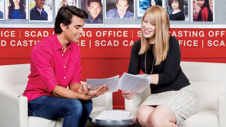 SCAD Casting Office
