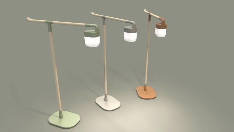 """Industrial design student Ruslan Budnik's work """"SPLIT Lamp"""""""