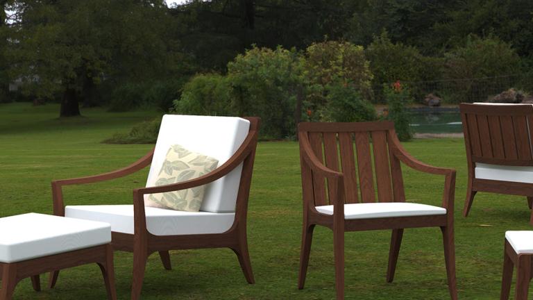 Furniture design student Tahani Aldeini's award-winning designs HANAY