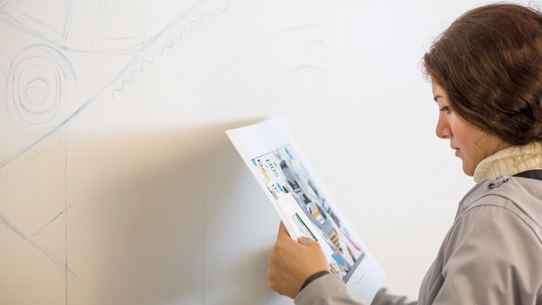 Sharpie branded murals - Newell rubbermaid atlanta office ...