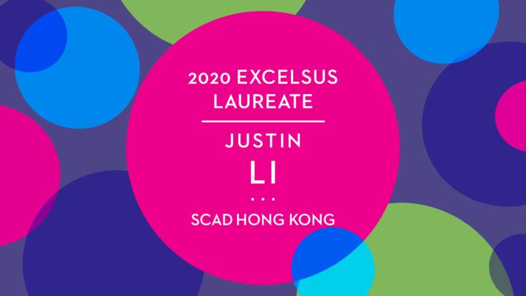 Play video of excelsus laureate Justin Li