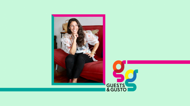 Guests and Gusto speaker Arielle Assouline