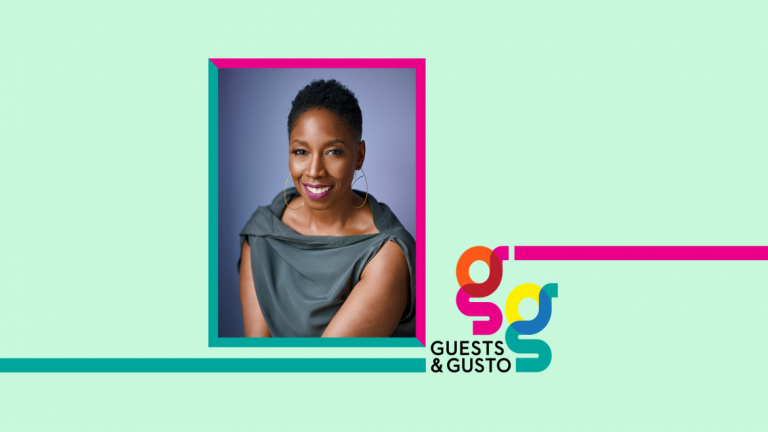 Guests and Gusto speaker Malene Barnett