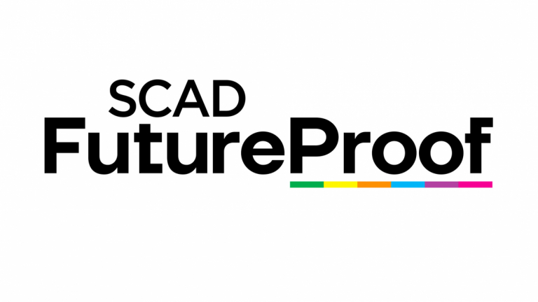 SCAD Future Proof logo