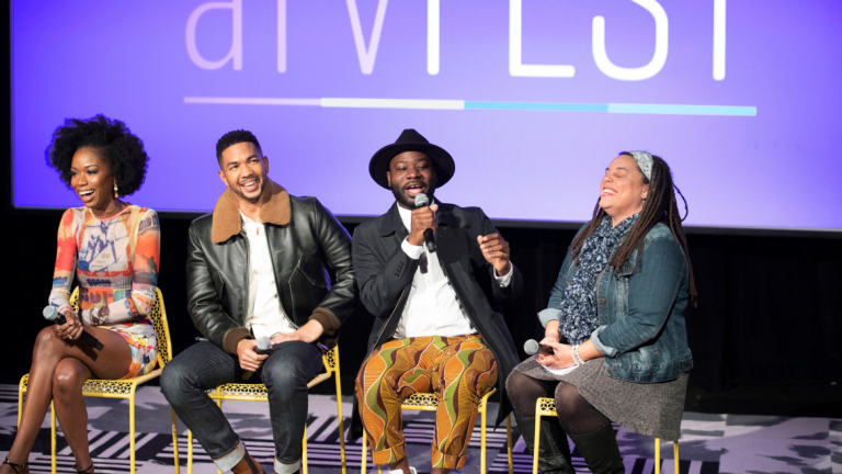 "2020 aTVfest with the cast of ""Cherish the Day"""