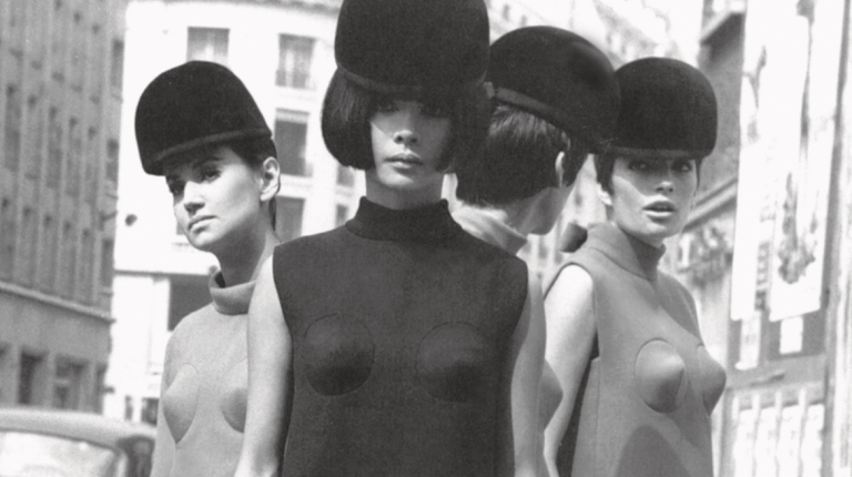 Pierre Cardin: Pursuit of the Future exhibition