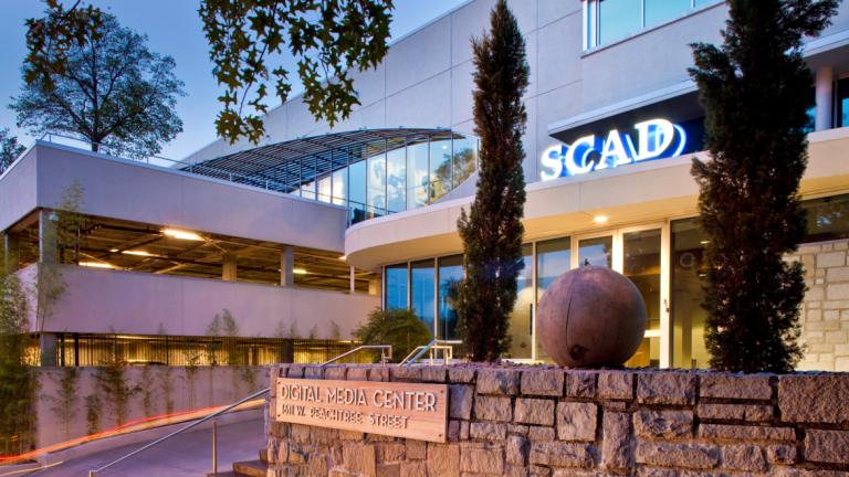 SCAD Digital Media Center, SCAD Atlanta