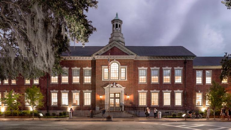 Arnold Hall, SCAD Savannah