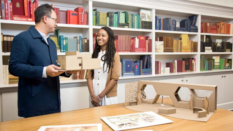 Interior design careers become an interior designer corporate designer more at scad for Interior design certificate programs atlanta