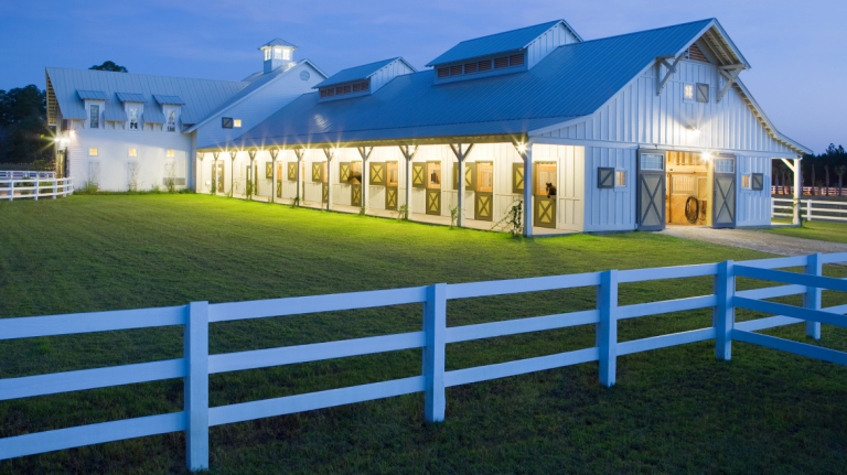 Ronald C. Waranch Equestrian Center, SCAD Savannah