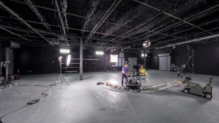 Savannah Film Studios Scad