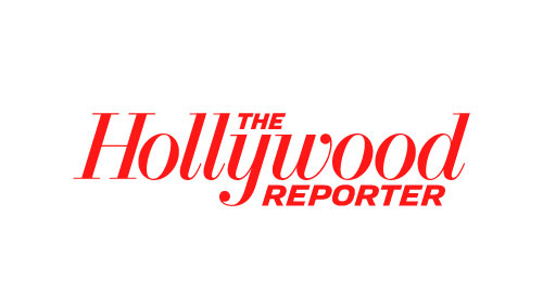 The Hollywood Report Logo