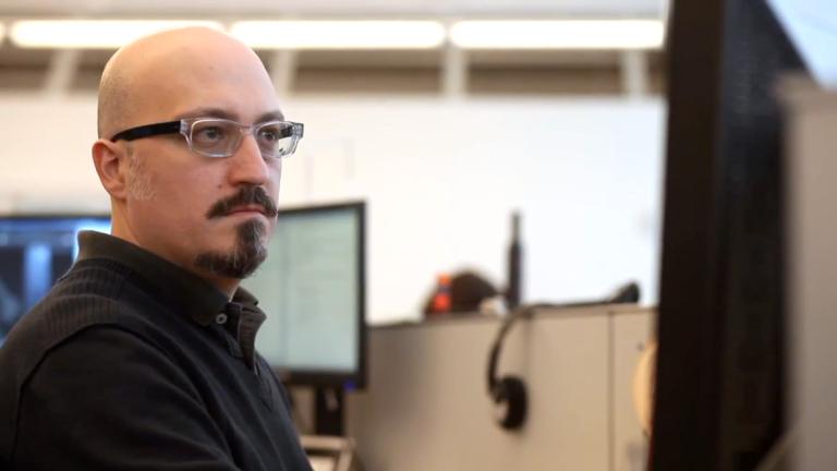 SCAD Alumnus Kaan Kayimoglu discussing his career as an animator