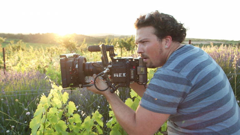 Film and television alumnus Clayton Haskell reflecting on career as filmmaker