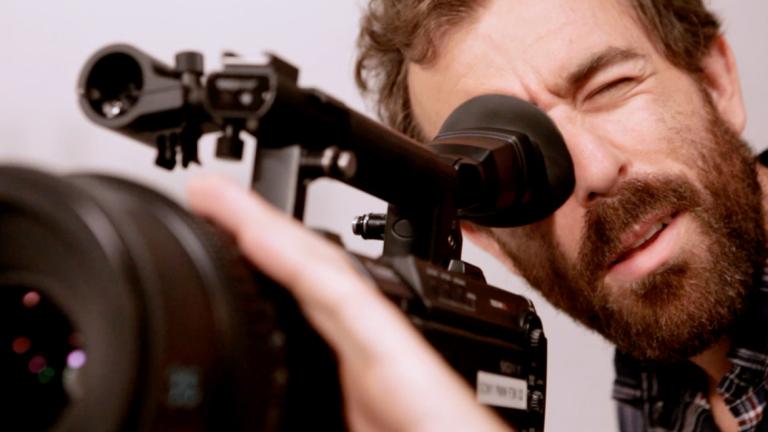 Film and television alumnus Greg Brunkalla describing the advantages of a SCAD education