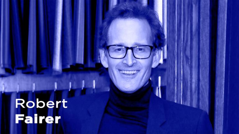 "Play ""On Creativity with Robert Fairer"" video"