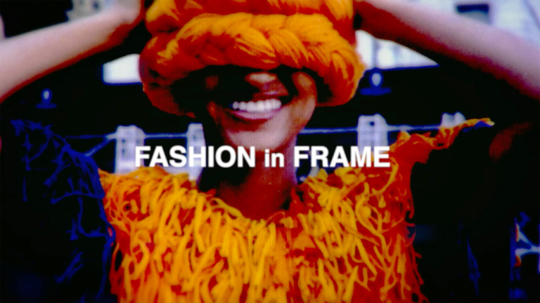 "Play ""Fashion in Frame"" video"